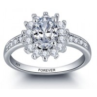 Engagement ring  - Diana