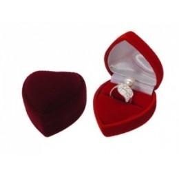 Kinkekarp - punane süda