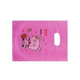 Pakkektotike suur, roosa karuga