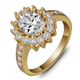 Sõrmus - Diana, valge