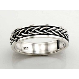 Abielusõrmus 0127003(POx-Bk)