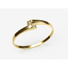 Kuldsõrmus 1100003(Au-Y)_CZ