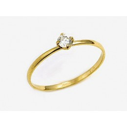 Kuldsõrmus 1100012(AU-Y)_CZ