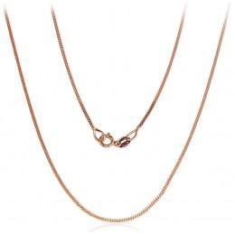 Kuldkett Curb 1 mm kantide teemanttöötlus 1400027(Au-R)