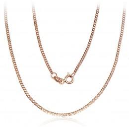 Kuldkett Curb 1.2 mm kantide teemanttöötlus 1400028(Au-R)