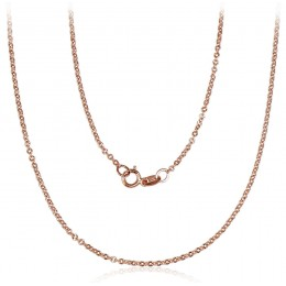 Kuldkett Anchor 1.4 mm kantide teemanttöötlus 1400040(Au-R)