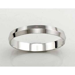 Hõbedast abielusõrmus 2100433(PRh-Gr)