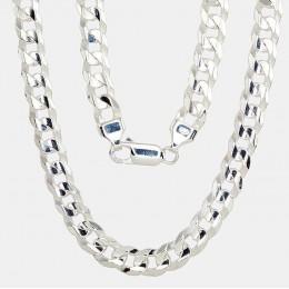Hõbekett Curb 6.9 mm kantide teemanttöötlus 2400063