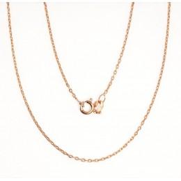 Hõbekett 'Anchorkantide teemanttöötlus 1 mm' 2400072(PAu-R)
