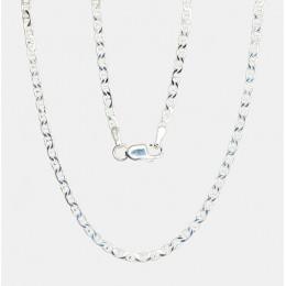 Hõbekett Marina 2 mm kantide teemanttöötlus 2400088