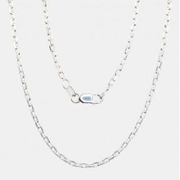 Hõbekett Anchor 2.1 mm kantide teemanttöötlus 2400091