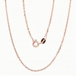 Hõbekett 'Anchorkantide teemanttöötlus 1.2 mm' 2400094(PAu-R)